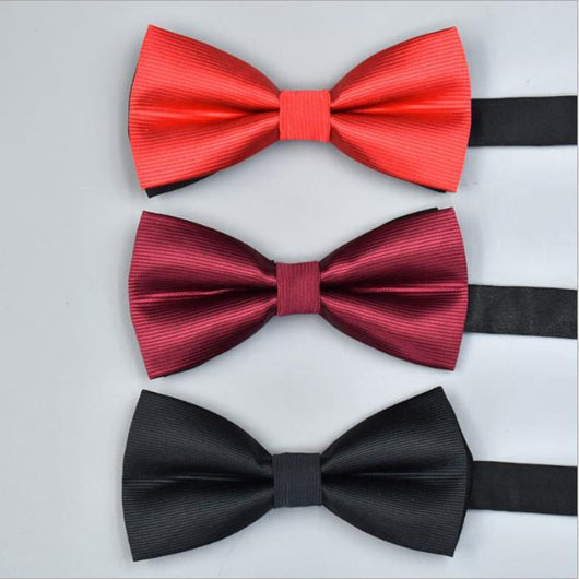 5eef425d8709 Good Value for money Flat angle butterfly knot men accessories bow tie  Floral cravat formal commercial