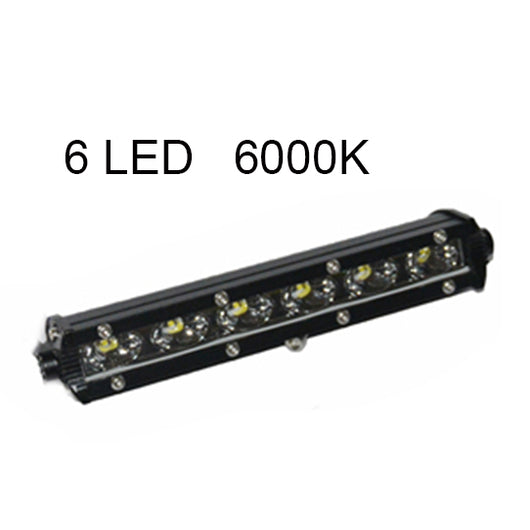High Power 7/ 13/ 19 inch CREE Chips Spot LED Light Bar For Truck Trailer Offroad Driving Work Lamp For ATV TV Car 4WD Jeep