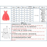 Holiday Dresses for Girls party Christmas Red Pink Green Yellow Chiffon Dress Children's Formal Party Frocks Age 10 11 12 Years