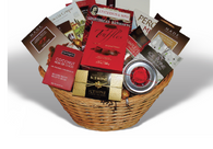 Holiday Comfort Gift Basket