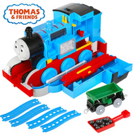 Kid Toys Thomas & Friends Motorized Railway Giant Thomas Train Car Electric Multi-function Toy For Children Christmas Gift FVC06