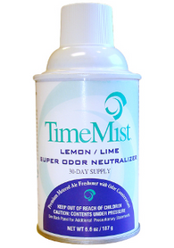 Premium Metered 30 Day Air Freshener 150gx12- Lemon/Lime