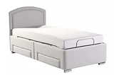 Twin XL without the mattress B001-S2 Wireless Control and Without Massage