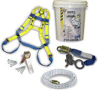 Roofer's Fall Protection Kit