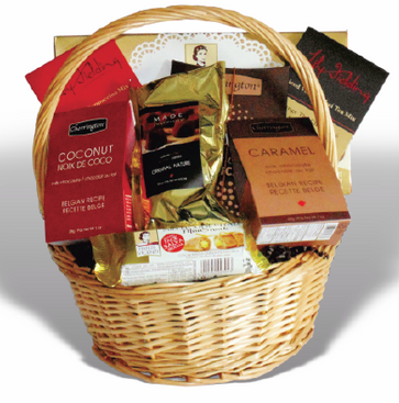 Tempt Gift Basket The Art of Gifting