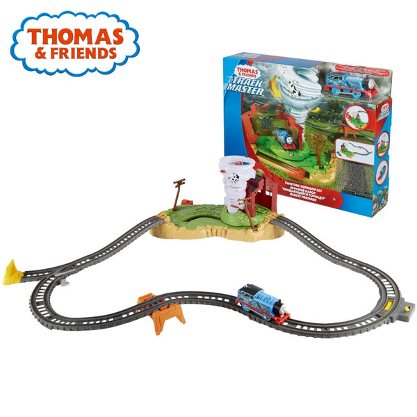 Thomas & Friends Train Toys Diecast Car Trackmaster Railway Builder Track Playset Electric Train Collecibel FJK25 For Christmas