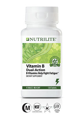Nutrilite® Vitamin B Dual-Action