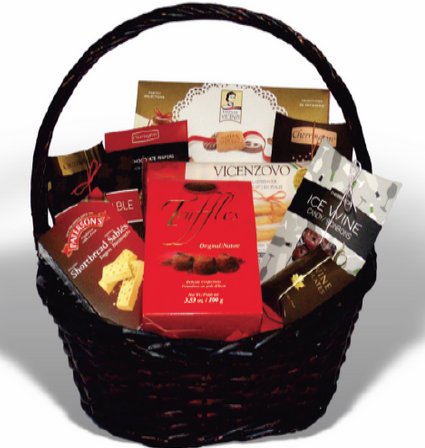 Warmth Gift Basket
