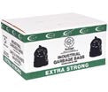 35 x 47 Black Extra Strong Garbage Bags