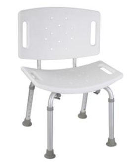 Bath Seat with Big Back