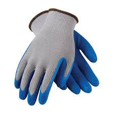 Blue Wrinkle Working Gloves Sold by 12 pairs CURBSIDE PICK UP AVAILABLE