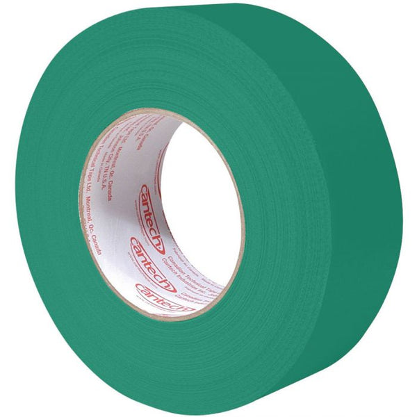 CANTECH, PAINTERS TAPE, 36 MM X 55 M POLYETHYLENE COATED CLOTH TAPE - GREEN EACH
