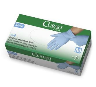 IN STOCK Examination Glove,NITRILE,TXT,Powder-Free,LF,XL CS 130Gloves  per Box