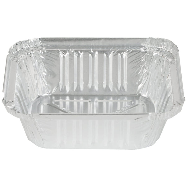 Foil Rectangular Container 2.25lbs 8.5