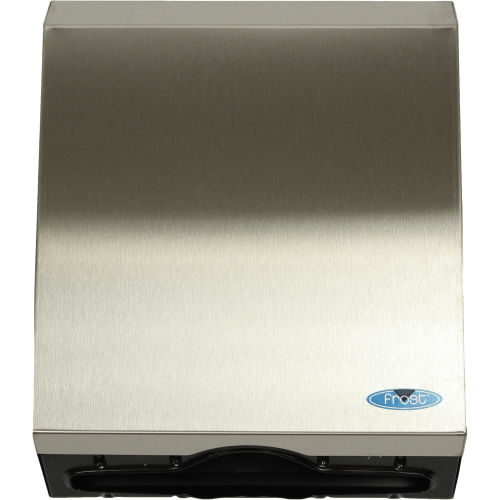 Frost Multi-Fold & C-Fold Towel Dispenser - Stainless Steel - 107 CURBSIDE PICK UP AVAILABLE