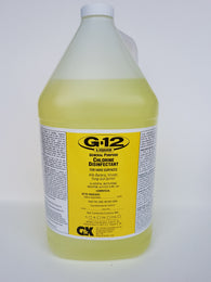 G-12 Chlorine Disinfectant-Sanitizer 4Litter