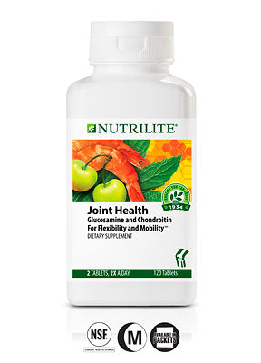 Nutrilite® Joint Health – 30-day supply (Order Limit – 5 Per Day)