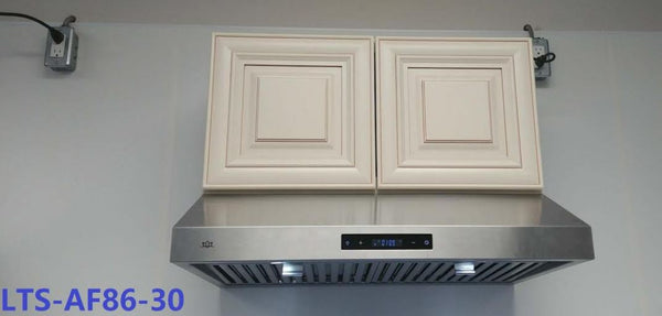Lotus Brand Range Hood LTS-AF86-30 CURBSIDE PICK UP AVAILABLE