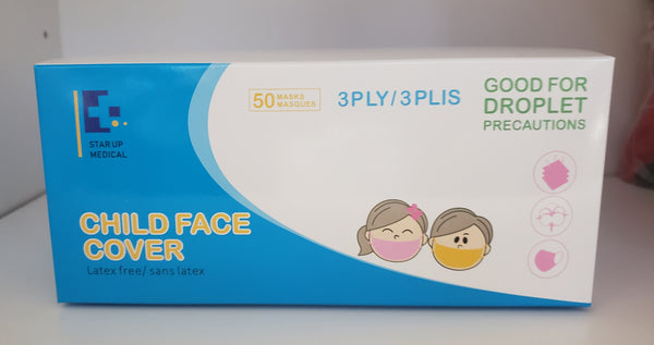 Child Face Mask ASTM Level 2