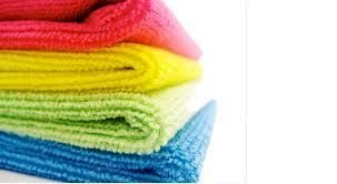 Microfiber Cloths (10 pieces)