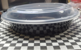 "9"" Microwaveable Containers: 150 Sets"