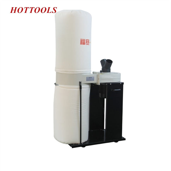 220V 2000W Industrial Vacuum Cleaner Woodworking Dust Collector Multifunctional Bag Dust Collector High Power 2950rpm