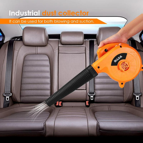 600W 220V Industrial Dust Removal Air Blower Blowing Suction Dust Collector,Power Tool Sets