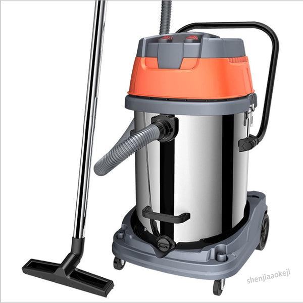 industrial vacuum cleaner 220V 3500W wet & dry dual-purpose vacuum cleaner multi-filter commercial high-power dust collector new