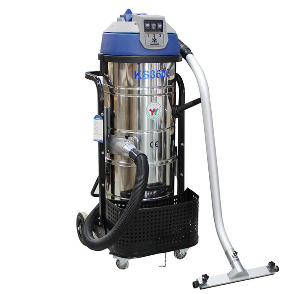 3600W Powerfull Industry Vibrating Type Dust Collector Machine Multi functional