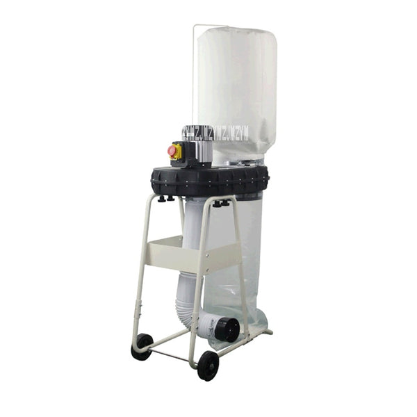 FS-C750 Industrial Bag Dust Collector Woodworking Cleaner Dust Collecting Equipment Movable Vacuum Dust Separator Extractor