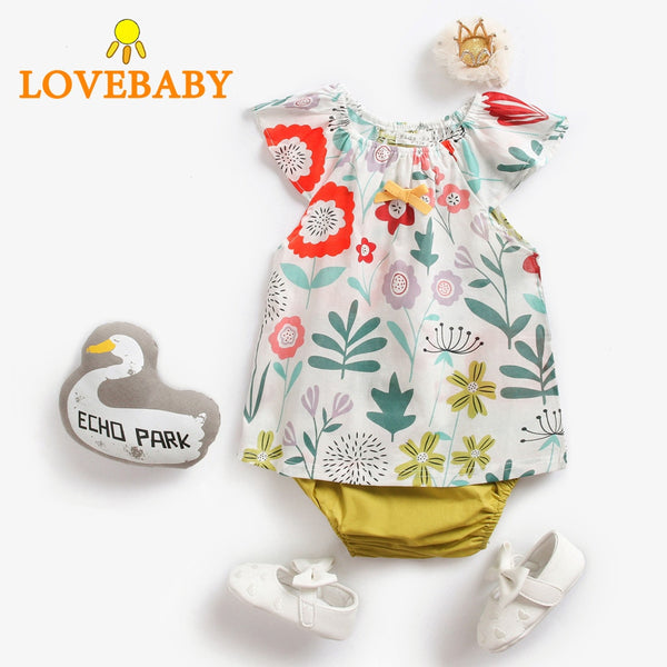 2020 Spring New Born Baby Girls Clothes Christmas Baby Romper Costume Ropa Bebe Recien Nacido Baby Onesie Navidad bebe vetement