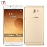 Samsung Galaxy C9 Pro C9000 Dual SIM 16MP Qualcomm Snapdragon Octa core 6'' 6GB RAM 64GB ROM Android 6.0 4000mAh Mobile Phone