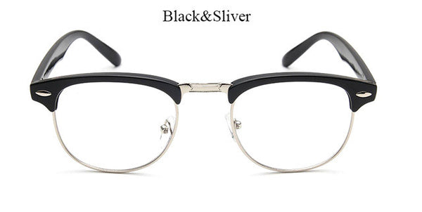 TSHING Brand Designer Eyeglasses Frame Vintage Eye Glasses Clear Lens Reading Classic Bookworm Optical Eyewear  Oculos de grau