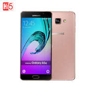Samsung Galaxy A5 A5100 mobile phones 5.2'' Android Dual SIM MSM8939 Octa Core 2G RAM 16G ROM 13.0MP 4G LTE