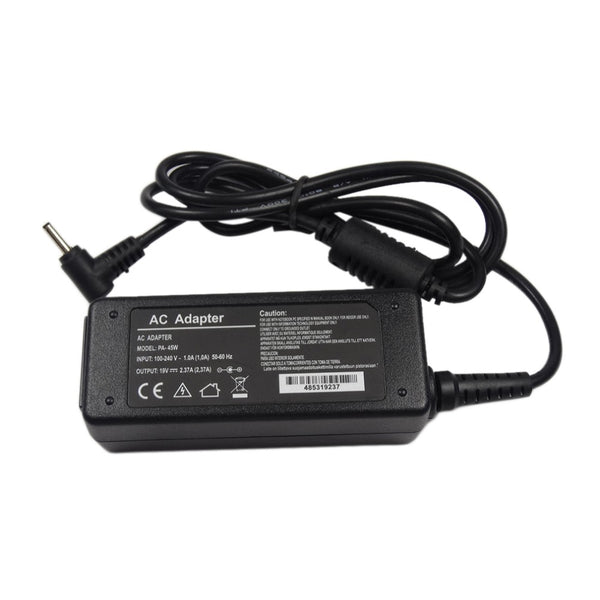 19V 2.37A AC Adapter Charger For Asus Zenbook UX21 UX21E UX31 UX31E Laptop Power Supply Cord Drop Shipping Wholesale