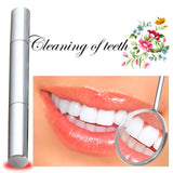 2 Colors Teeth Whitening Pen Transparent Oral Hygiene Teeth High Strength Whitening Gel Pen Tooth Whitener Bleach PH Neutral