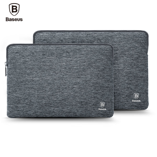 Baseus New Laptop Bag Sleeve Pouch For Macbook Pro 13 15 Inch 2016 A1706 A1707 A1708 Waterproof Soft Sleeve Bag Case
