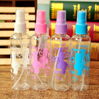 1Pcs Makeup Scent Pump Spray Atomizer Diffuser Lotion Bottle Cosmetic Containers Plastic Spray Bottles Perfume Bottle Make Up