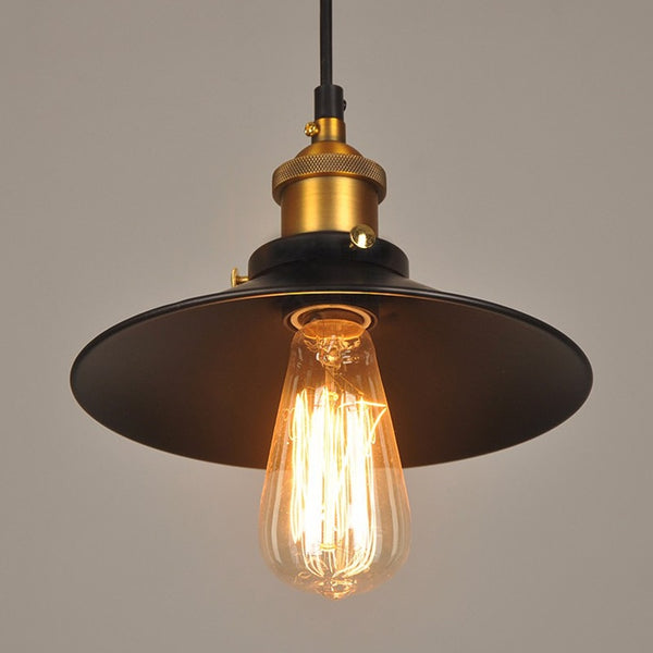 Pendant Lights Vintage Industrial Retro Pendant Lamps Dining Room Lamp Restaurant Bar Counter Attic Lighting E27 Holder