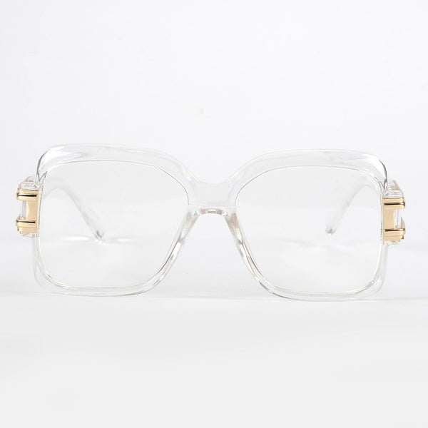 ROYAL GIRL Oversize Women Glasses Acetate Clear Frame Eyeglasses Frames Optical Frame ss027