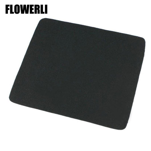 FLOWERLI New 22*18cm Universal Mouse Pad Mat for Laptop Computer Tablet PC Gaming Mouse Pad-rim lock mouse Mat Control / Speed