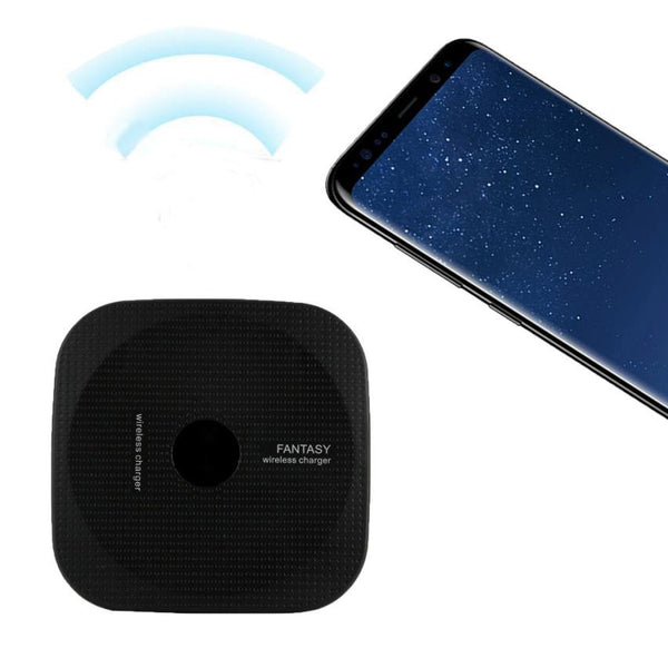 Cheap wireless phone charger 2017 Ultra-Slim Qi Wireless Charger Charging Pad For Samsung Galaxy S8/S8 Plus#20
