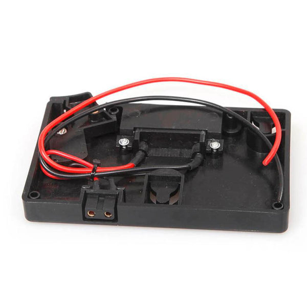 FLOWER Adapter Plate for Anton Gold Mount Battery Power Supply DSLR Rig D-Tap A-GP With Package