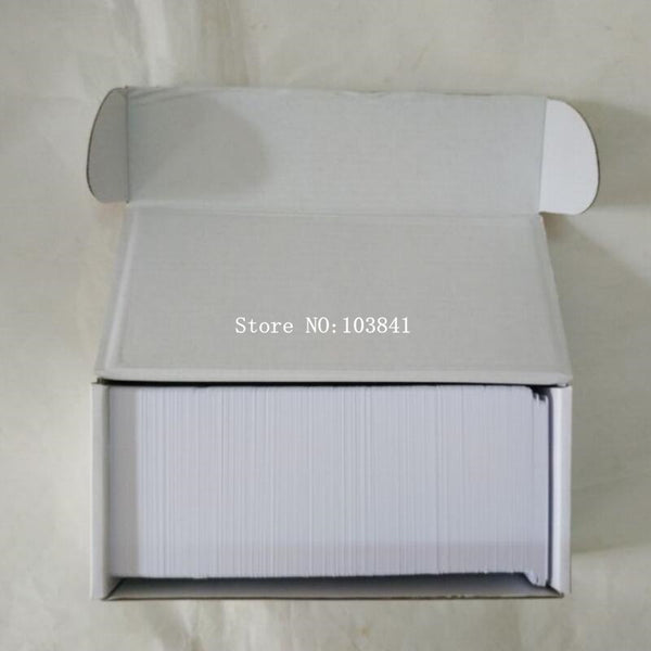 230pcs/lot Glossy Inkjet Printable PVC ID Card for Epson T50 P50 A50 R290 R230 For Canon inkjet Printer Blank PVC Card
