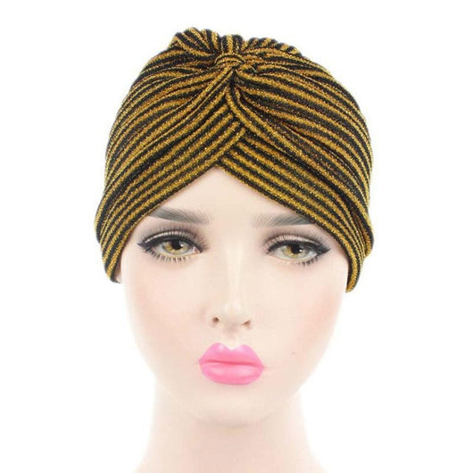 Bohemian style Crochet Hat Women Hat Beanie Scarf Turban Headdress Wrap Cap Fashion Accessories