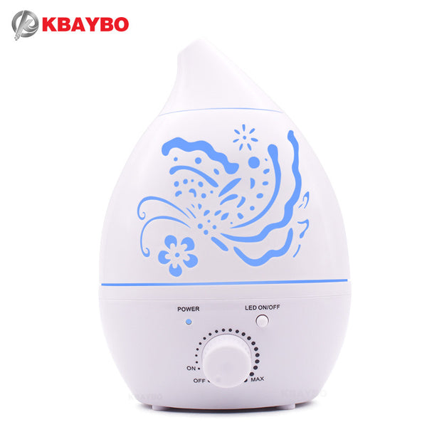 Air Humidifier 1300ml Aroma Essential Oil Diffuser LED light air diffuser air purifier aromatherapy diffusers in home