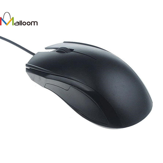 Malloom Gaming Mouse Laser Rechargeable Finger mouse Optical Positioning Wired 1200 DPI For Computer Pc Laptop
