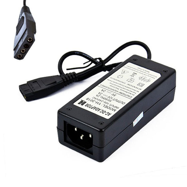 High Quality New Power Supply 12V+5V AC Adapter for Hard Disk Drive HDD CD DVD-ROM Jecksion