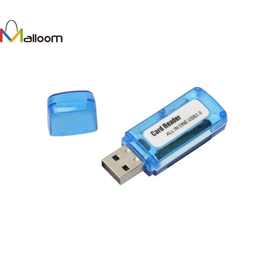 2017 Portable Sim Card Reader Writer Cloner MINI USB 2.0 +OTG Micro SD/SDXC TF Card Reader Adapter U Disk