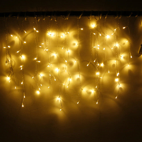 led string light 3.5M 96led AC110V colorful holiday led lighting waterproof outdoor decoration light christmas light